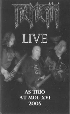 "Nemesis ""Live As Trio At Mol XVI 2005"" Demo"