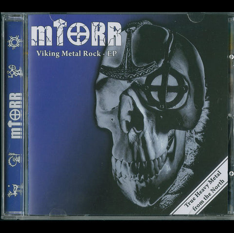 "MTorr ""Viking Metal Rock - EP"" MCD"