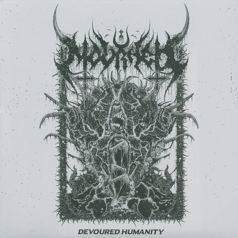 "Mourned "" Devoured Humanity"" 7"""