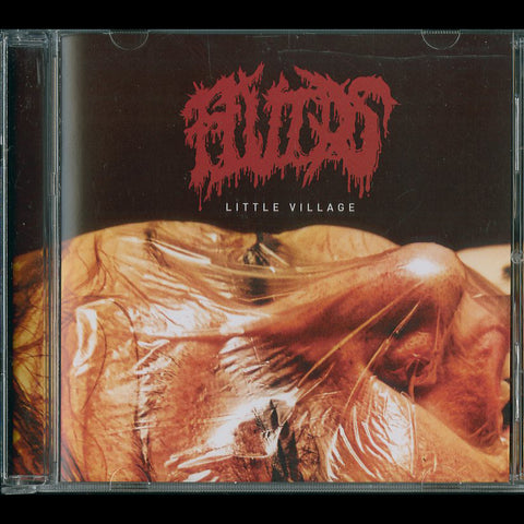 "Fluids ""Little Village"" CD"