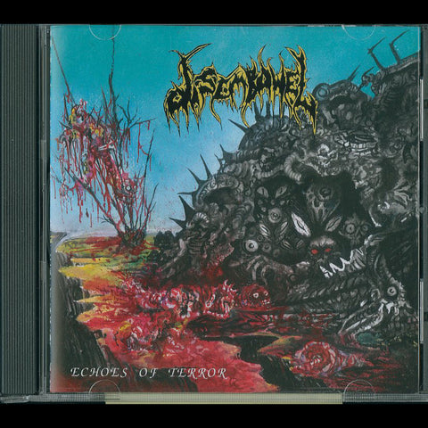 "Disembowel ""Echoes of Terror"" CD"