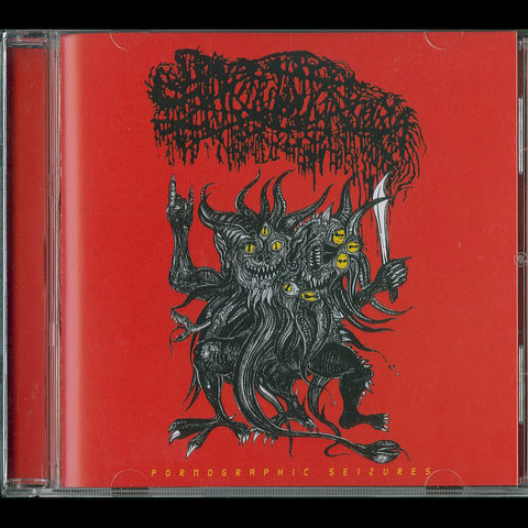 "Sanguisugabogg ""Pornographic Seizures"" CD"