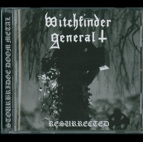 "Witchfinder General ""Resurrected"" CD"