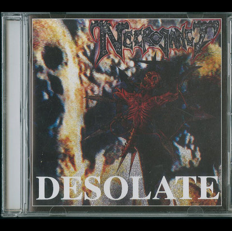 "Necrosanct ""Desolate"" CD"