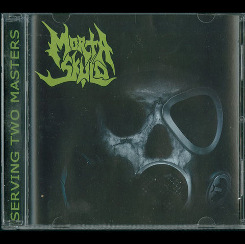 "Morta Skuld ""Serving Two Masters"" CD"
