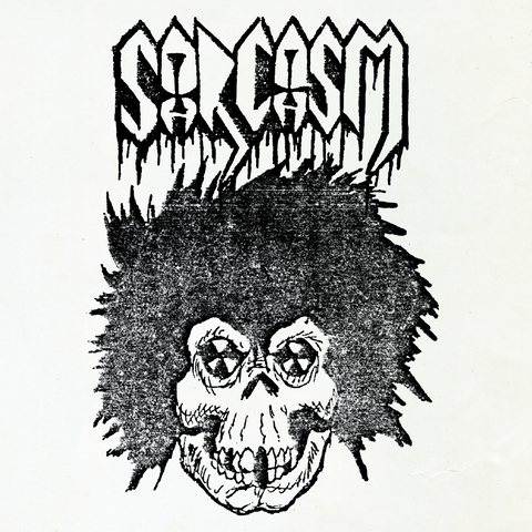"Sarcasm ""War-Song"" LP"