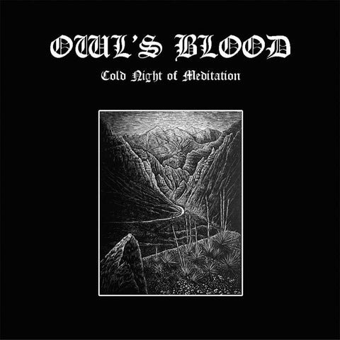 "Owl's Blood ""Cold Night of Meditation"" LP"