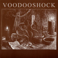 Voodooshock / Iron Kind Split 7""