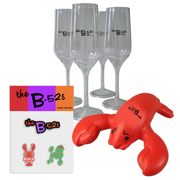 The B-52s Don't Stress Holiday Bundle