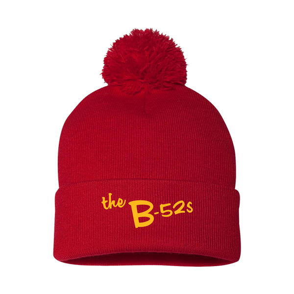 The B-52s Holiday Pom Beanie