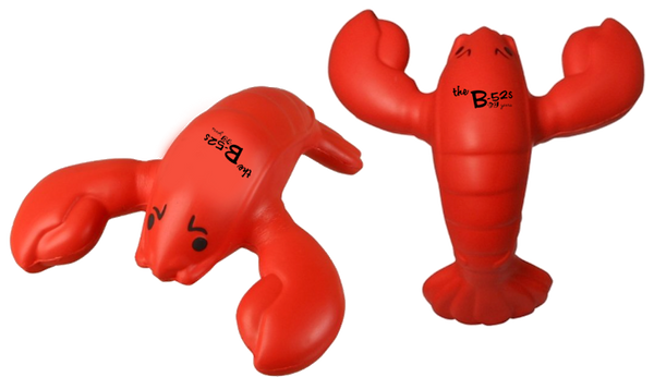 Lobster Stress Toy