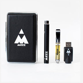 MEZZ Battery & USB Charger (Laser Logo) - Must email info@mezzbrands.com to order this item