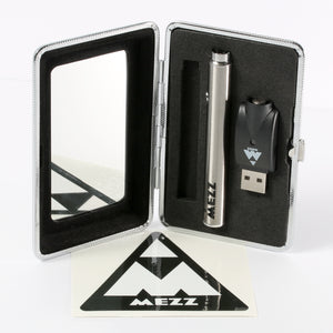 MEZZ case w/ Battery & Vanity Mirror - Must email info@mezzbrands.com to order this item