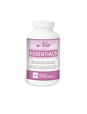 i-Vu Essentials (choice of 6 or 24 bottles per package)