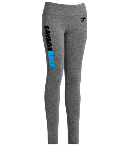 Women's Grey Yoga Pants