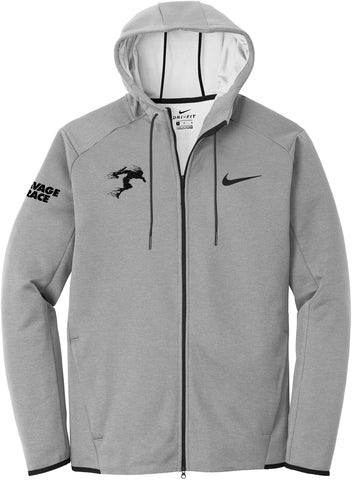 Men's Nike Grey Full Zip