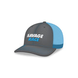 Blue/Grey Trucker Hat