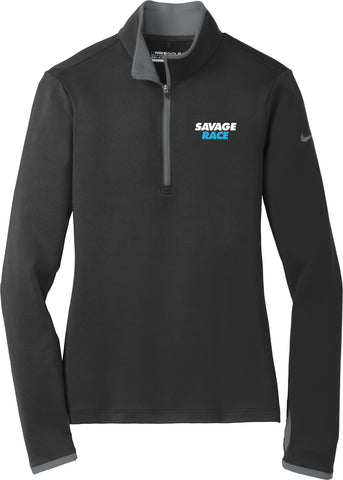 Women's Nike 1/2 Zip Fleece