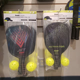 Franklin 2 Player Packs with Pickleballs