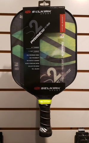 Selkirk Prime S2 Lightweight Pickleball Paddle