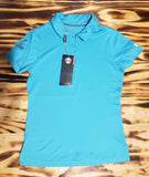 Youth Girls Under Armour Polos