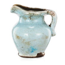Farmhouse Blue Pitcher