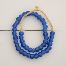Sea Glass Beads - Cobalt Blue | Home Decor | Amped Decor
