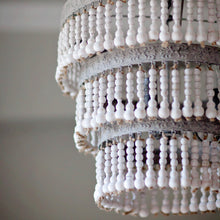 The Germantown 3 Tier Beaded Chandelier | Home Decor & Lighting | Amped Decor