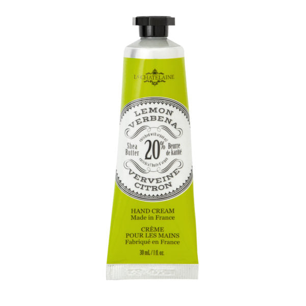 LaChatelaine Lemon Verbena Hand Cream (1oz)