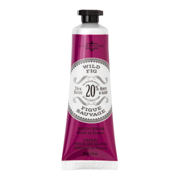 LaChatelaine Wild Fig Hand Cream (1oz)