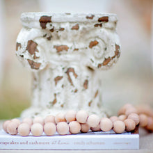 Natural Wooden Bead Garland | Home Decor | Amped Decor