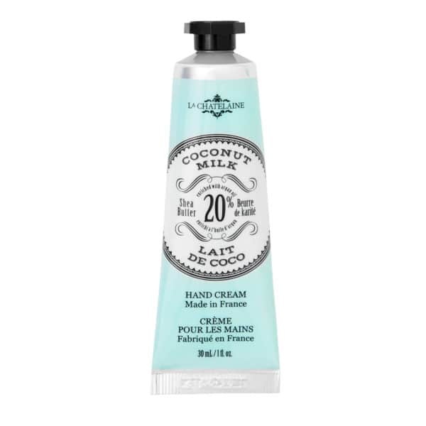 LaChatelaine Coconut Milk Hand Cream (1oz)