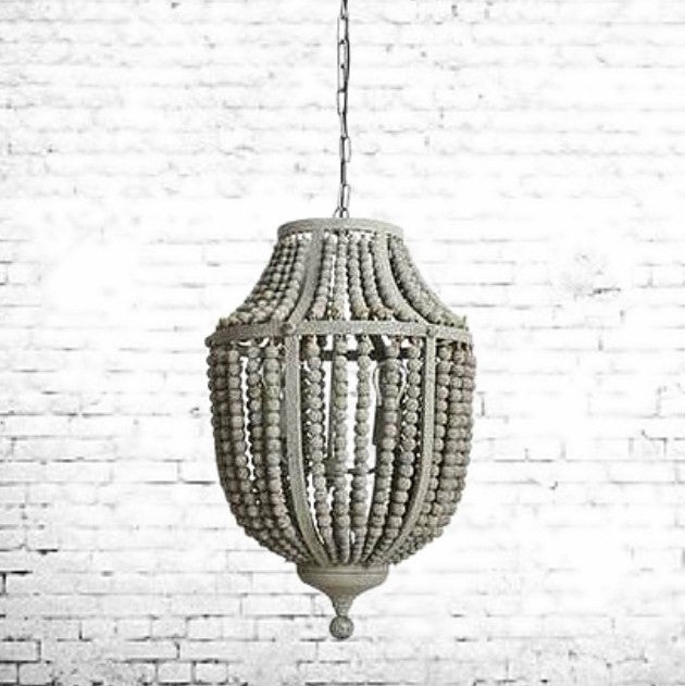 The Brentwood Beaded Chandelier | Home Decor & Lighting | Amped Decor