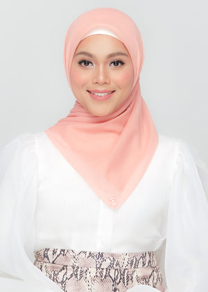 Bawal Babe in Coral Peach