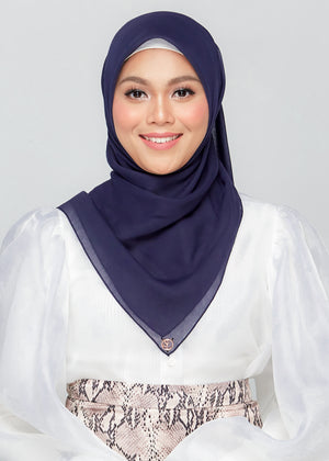 Bawal Babe in Navy Blue