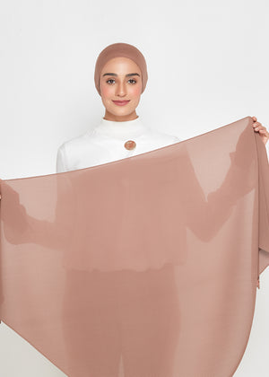 [PRE-ORDER] SLBAWALPLEATS SET in Hot Chocolate