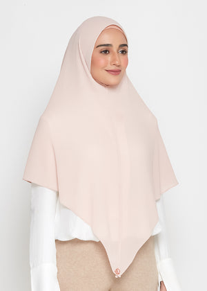 [READY STOCKS] SLBAWALPLEATS SET in Rose Quartz