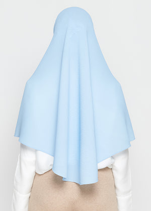 SLBAWALPLEATS SET in Sky Blue