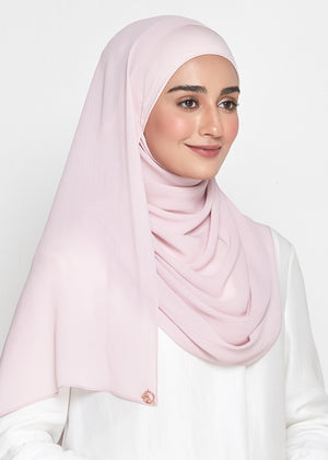 Chiffon Dolce in Blush Pink (Semi-Instant)