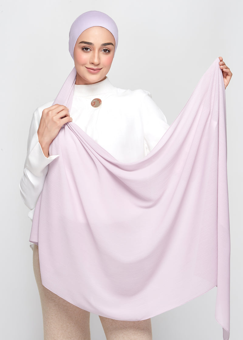 Chiffon Dolce in Dusty Lilac (Semi-Instant)