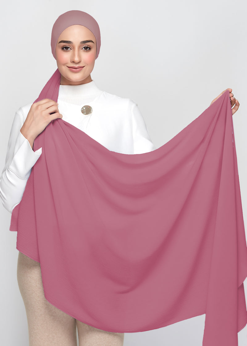 Chiffon Dolce in Wineberry (Semi-Instant)