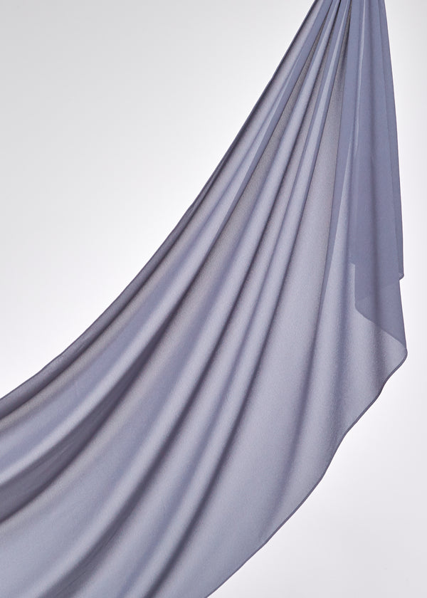 Discontinued Item: Basic Chiffon in Indigo