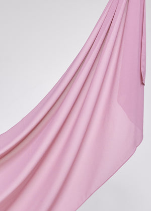 Basic Chiffon in Light Plum