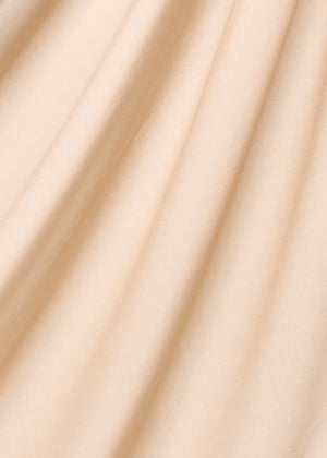 Basic Chiffon in Peach