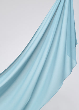 Basic Chiffon in Sea Green