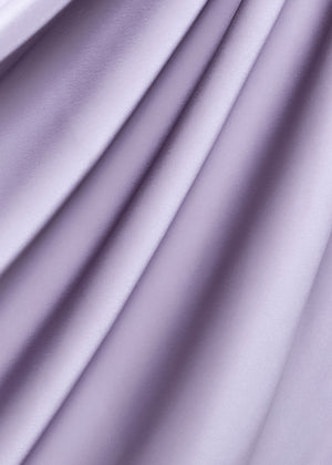 Satin Diamond in Dusty Lavender