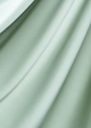 Discontinued Item: Satin Diamond in Matcha Green