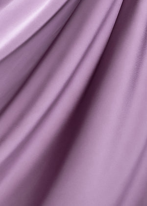 Satin Diamond in Warm Violet