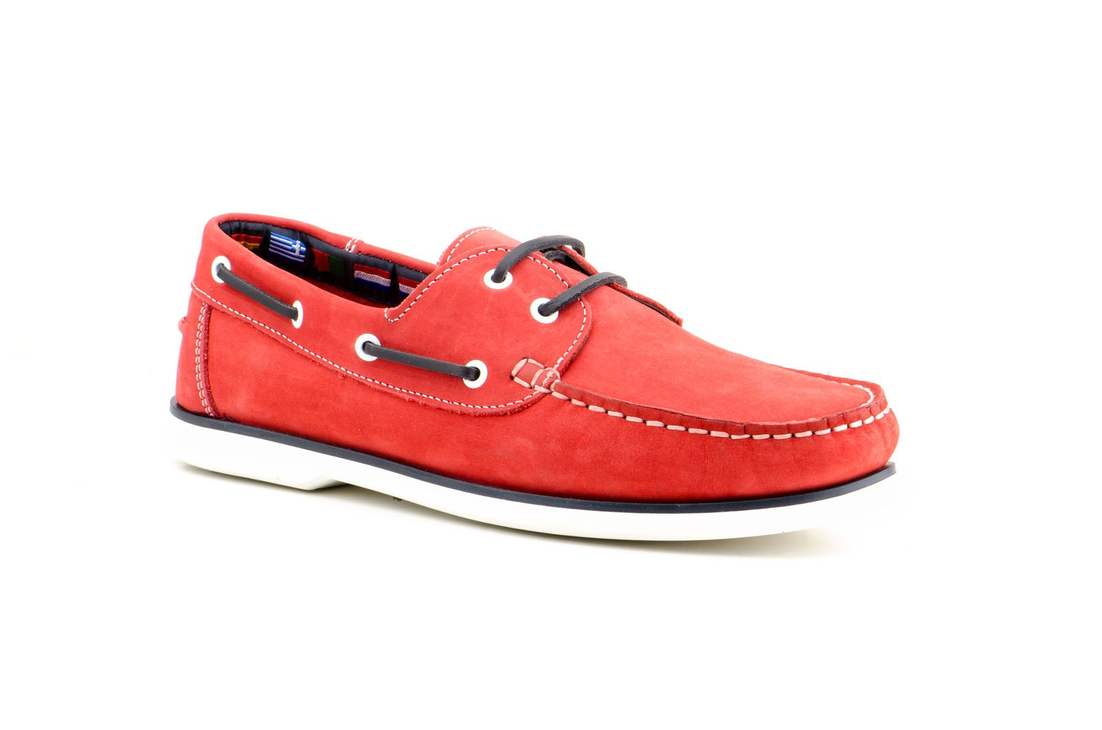 Jam-Boat shoe 20 Red (Men)