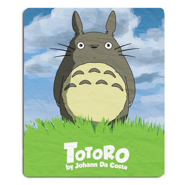 "9.5x8"" Cartoon My Neighbor Totoro Mouse Pad Mouse Mat"